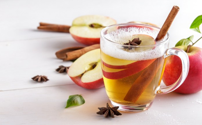 apple cider vinegar for remove dead skin