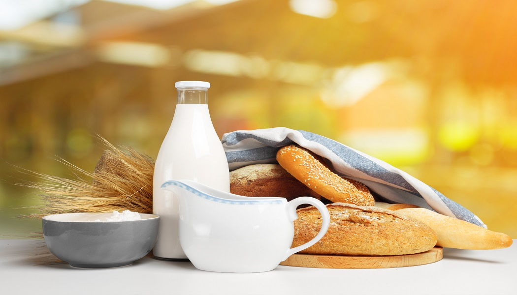 bread and milk for ingrown hair