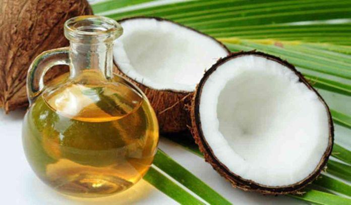 coconut oil for sleeping