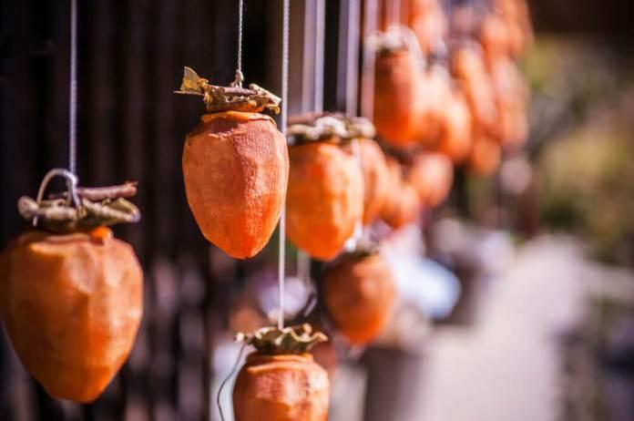 dry persimmon