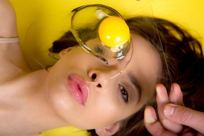 egg white face mask for enlarged pores