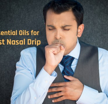essential oils for post nasal drip