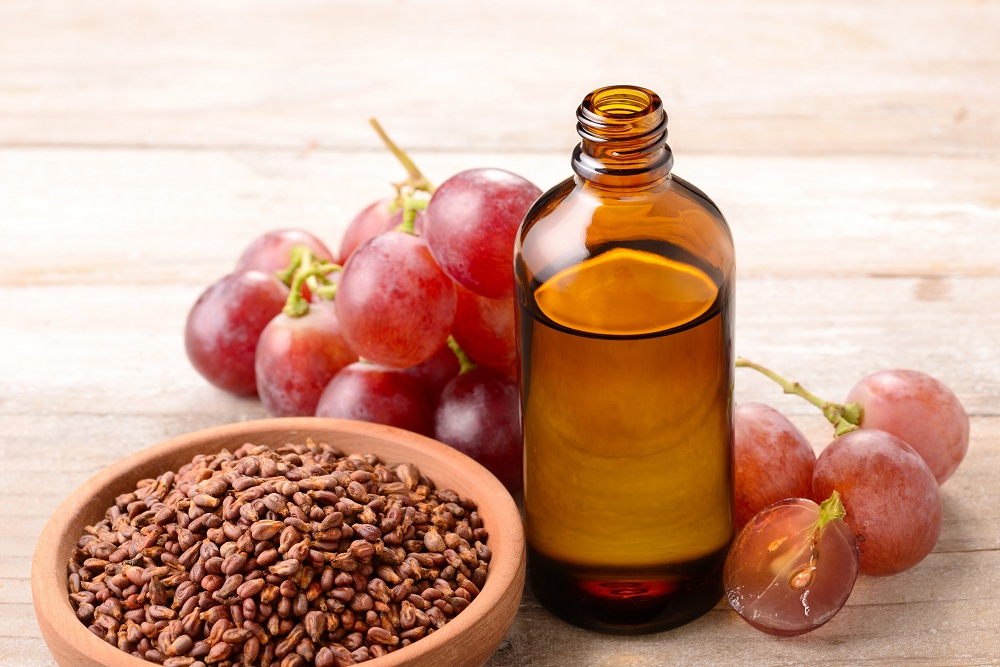 grapeseed oil for high cholesterol