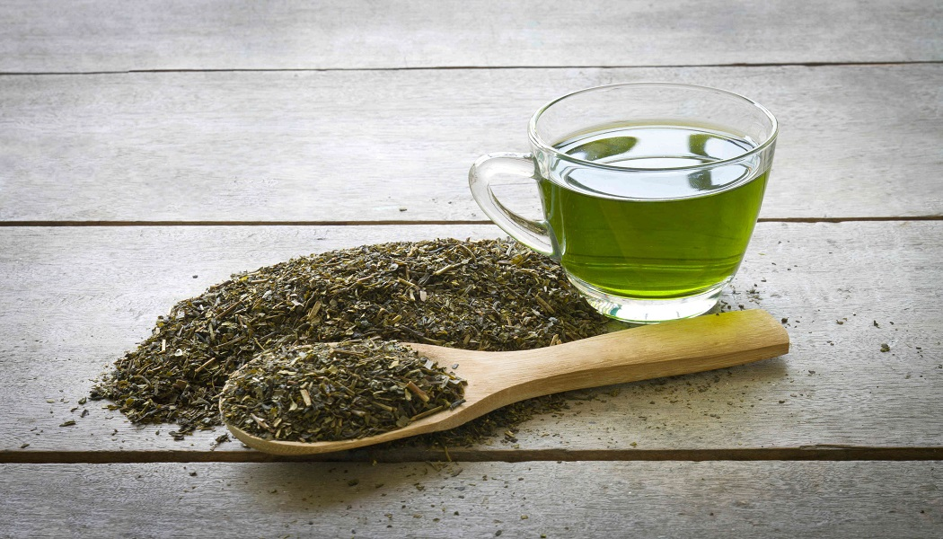 green tea extract for remove corns