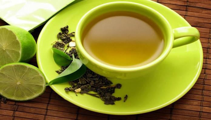 green tea to get rid of herpes