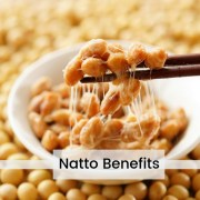 health benefits of natto