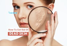 how to get rid of dead skin