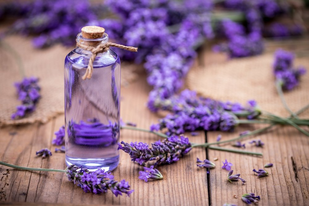lavender essential oil for sleeping