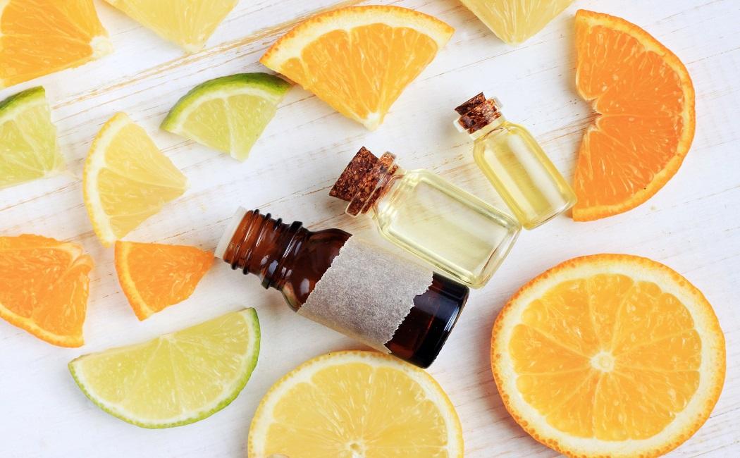 lemon essential oil for detox