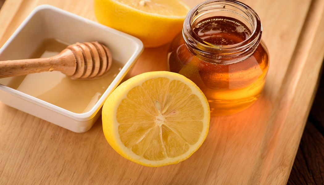 lemon juice and honey to get rid of keloids
