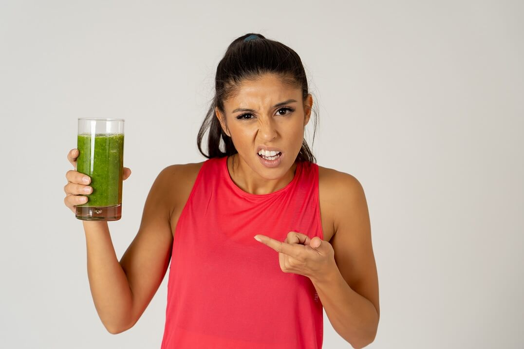 spinach juice side effects