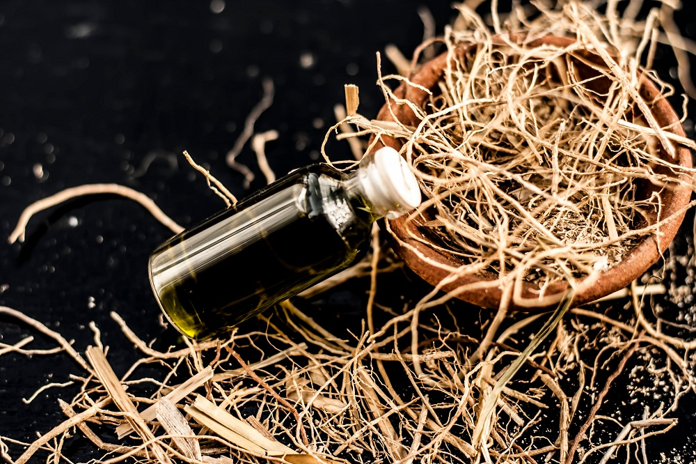 vetiver essential oil for sleeping