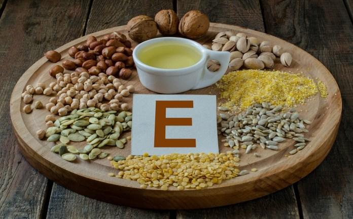 vitamin-e for eye bags
