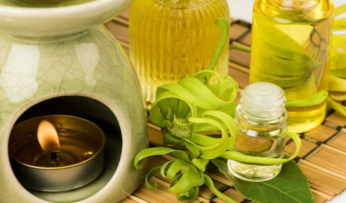 ylang ylang essential oil for pms