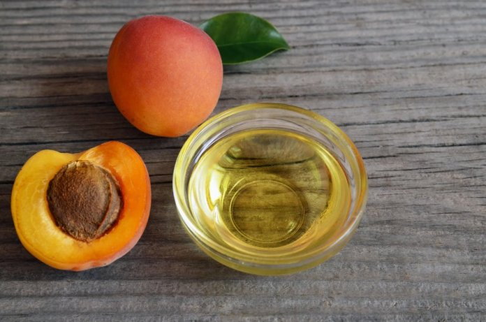 apricot oil for hair