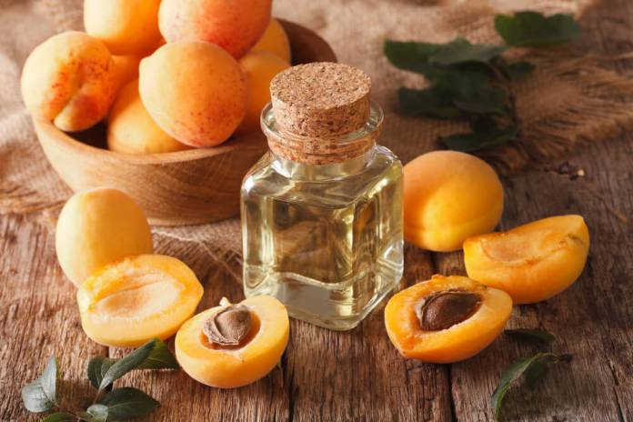 uses of apricot oil for hair