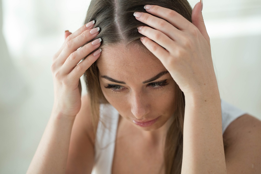Stop Hair Thinning