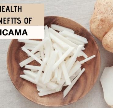 health benefits of jicama