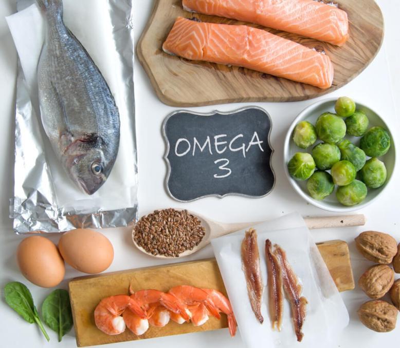omega 3 rich food
