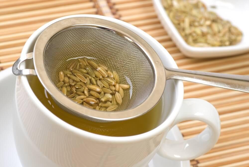 seeds tea