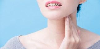 tonsils