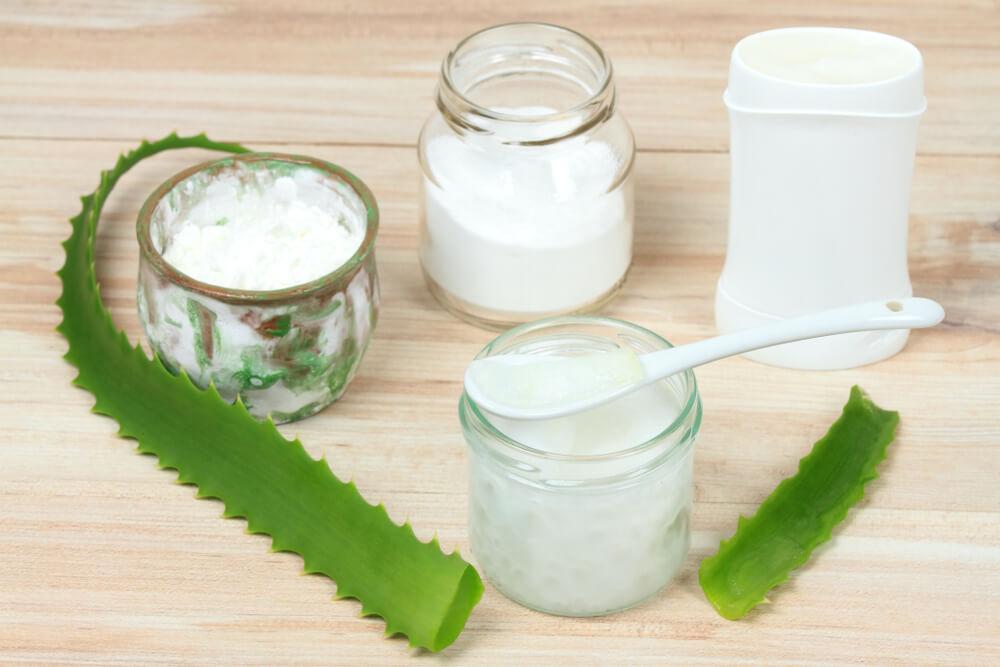 Aloe Vera And Coconut Oil for hair