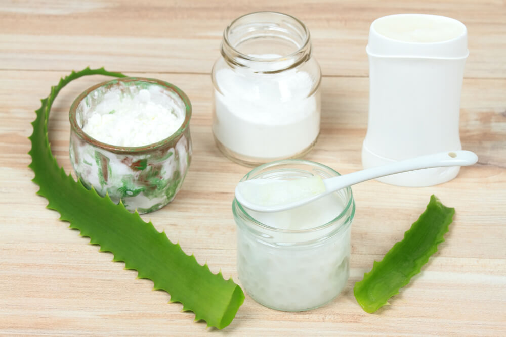 Aloe Vera And Coconut Oil for hair