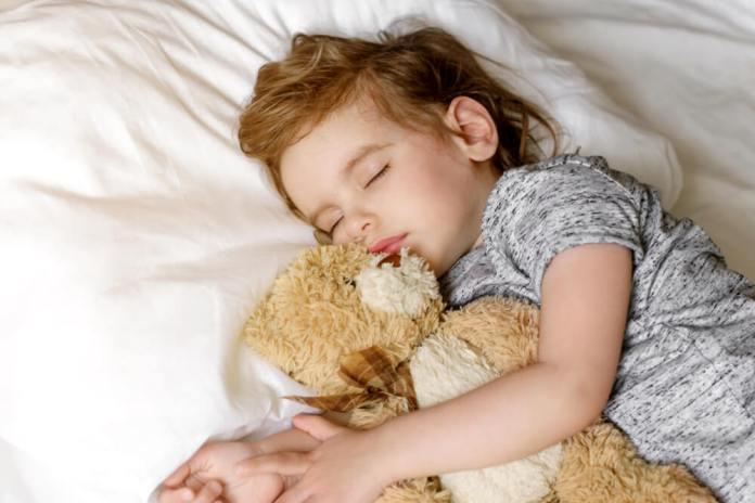 eight hours of daily sleep