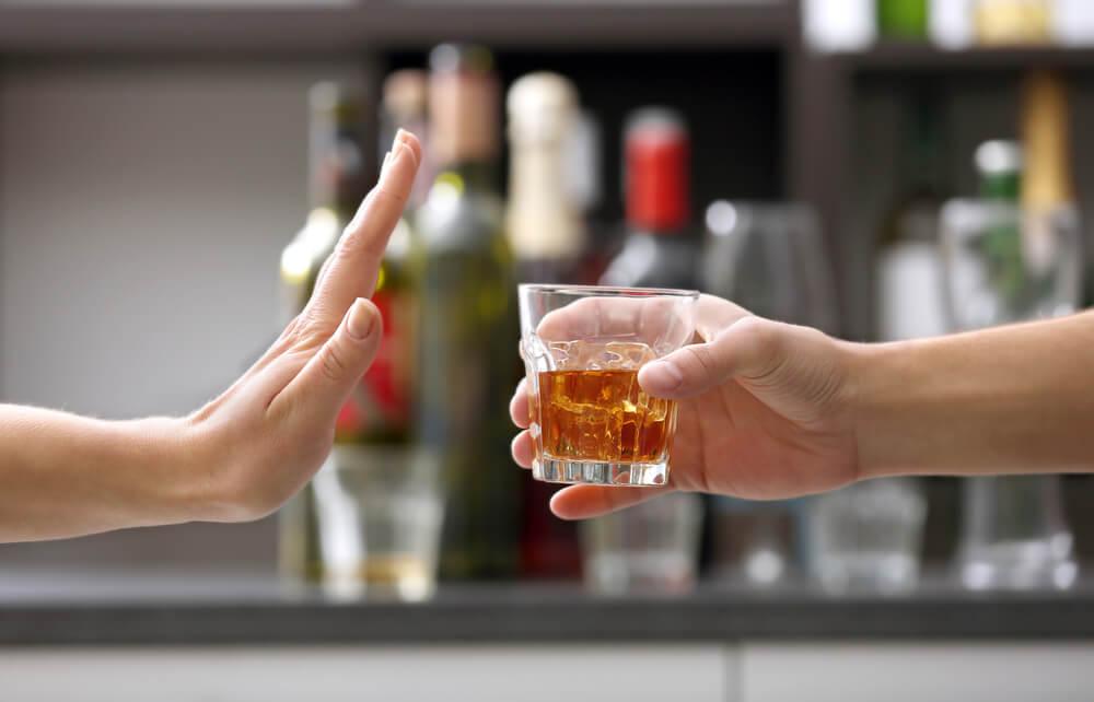 Avoid alcohol for sebaceous cyst