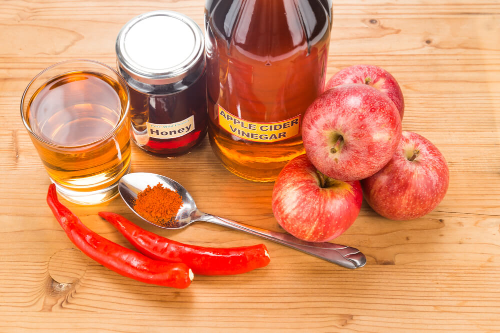 Apple Cider Vinegar And Cayenne Pepper