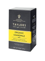 chamomile herbal tea-