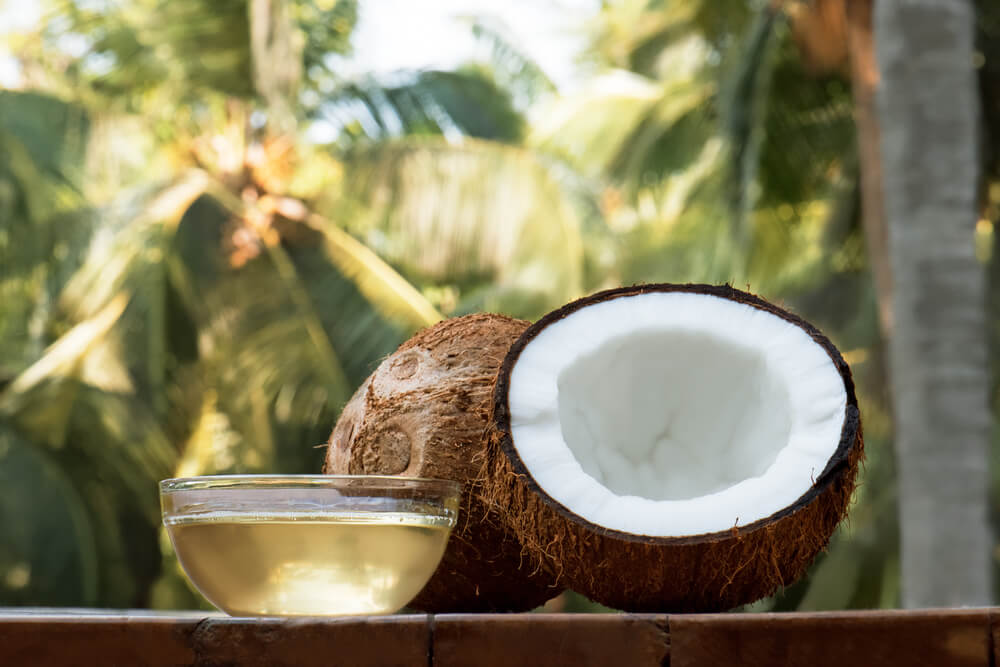 benefits of drinking coconut oil