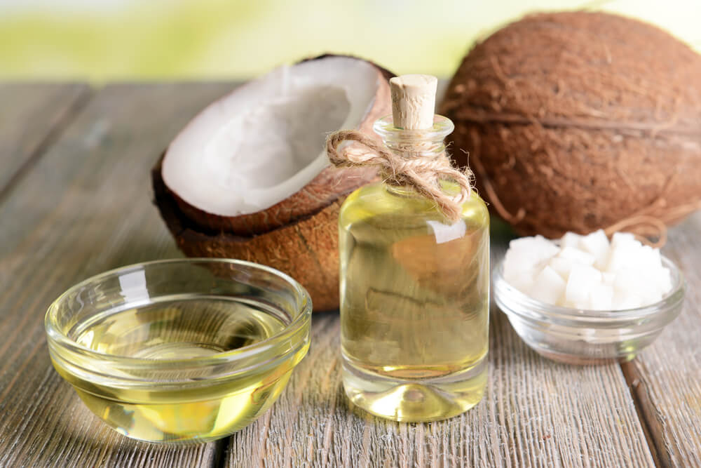 coconut oil for sebaceous cysts