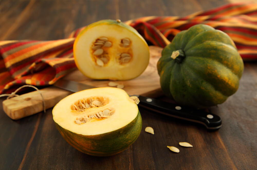 Acorn squash for weight loss