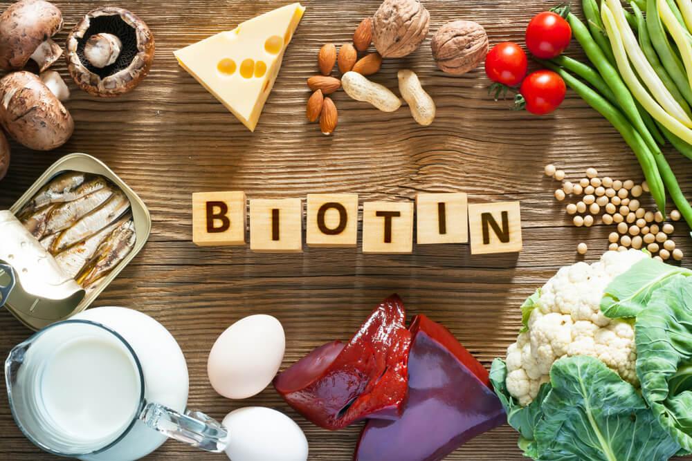 Biotin for hair growth