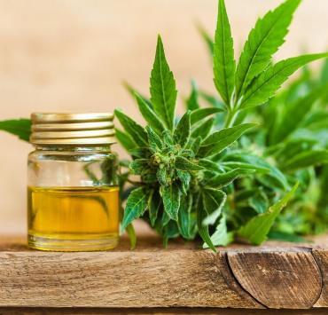CBD oil treatment