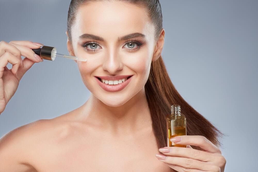 Castor oil for cleansing