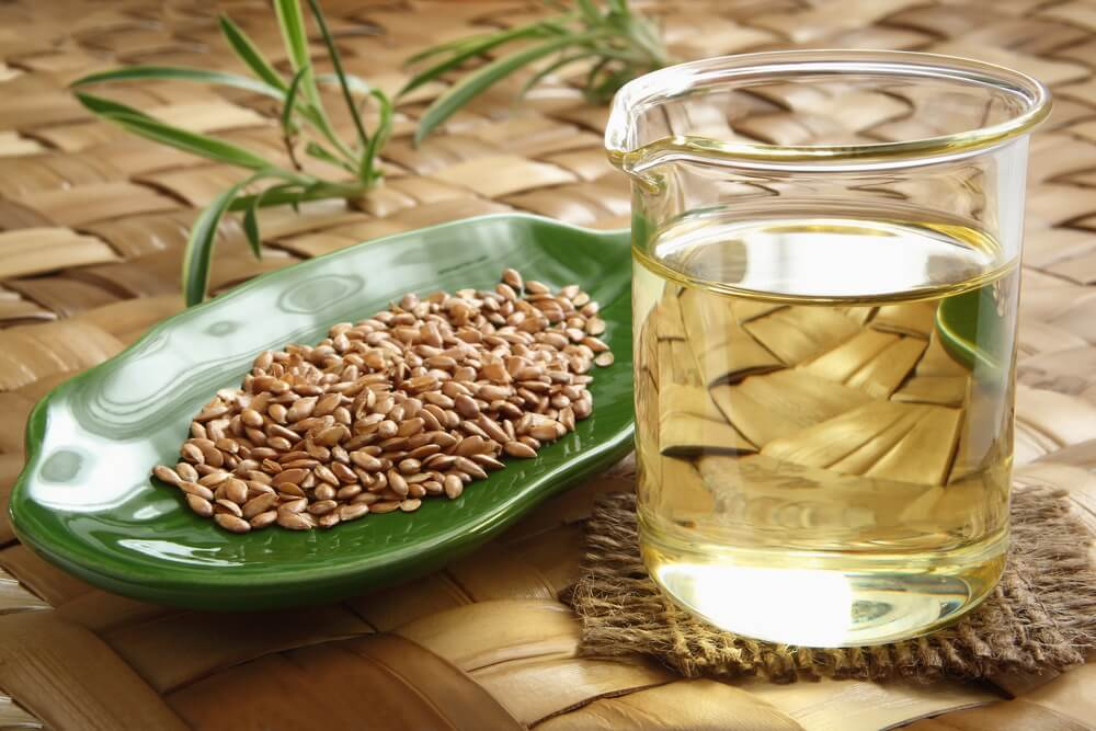Flaxseeds for hot flashes