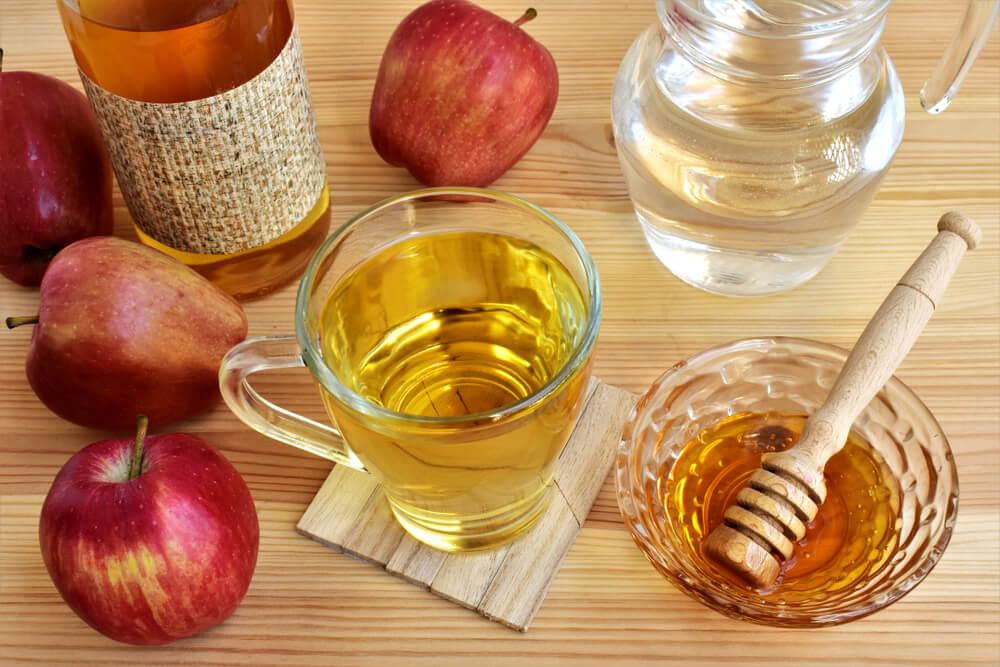 Honey And Apple Cider Vinegar for Bronchitis