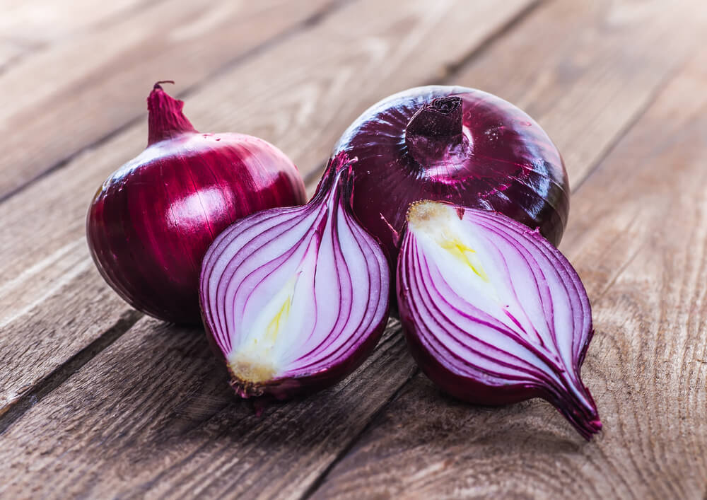 Onions for Spider Bites