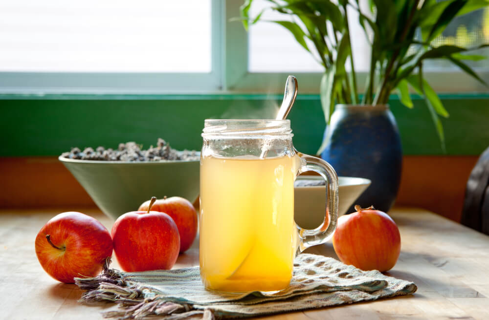 Honey and ACV for allergies