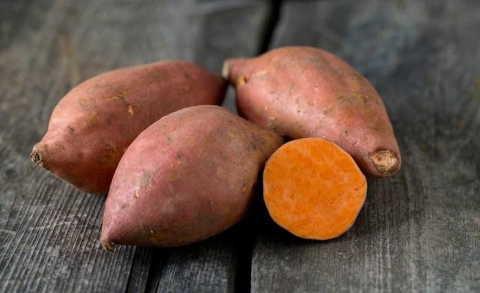 Sweet potatoes for Hair Growth