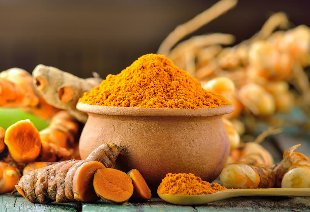 Turmeric as Anti Inflammatory herb