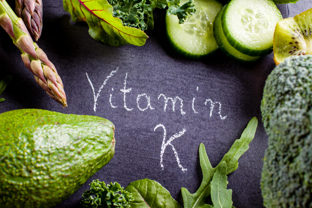 Vitamin K for hair