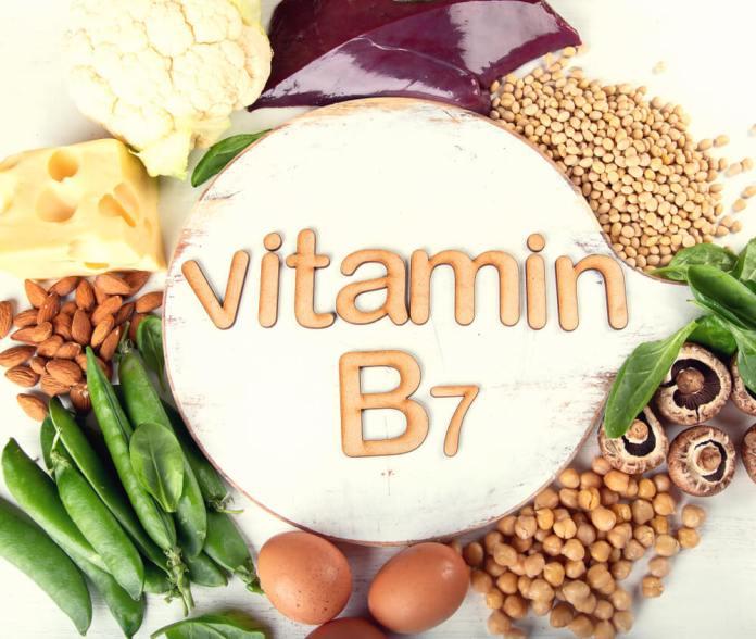 biotin-rich foods for hair.