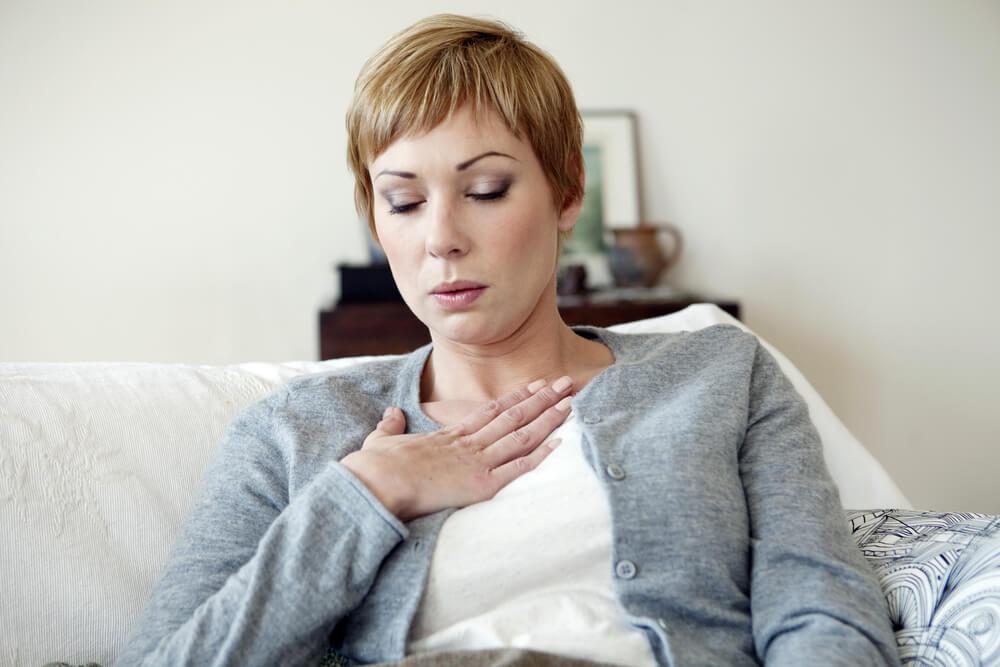 Bronchitis pain
