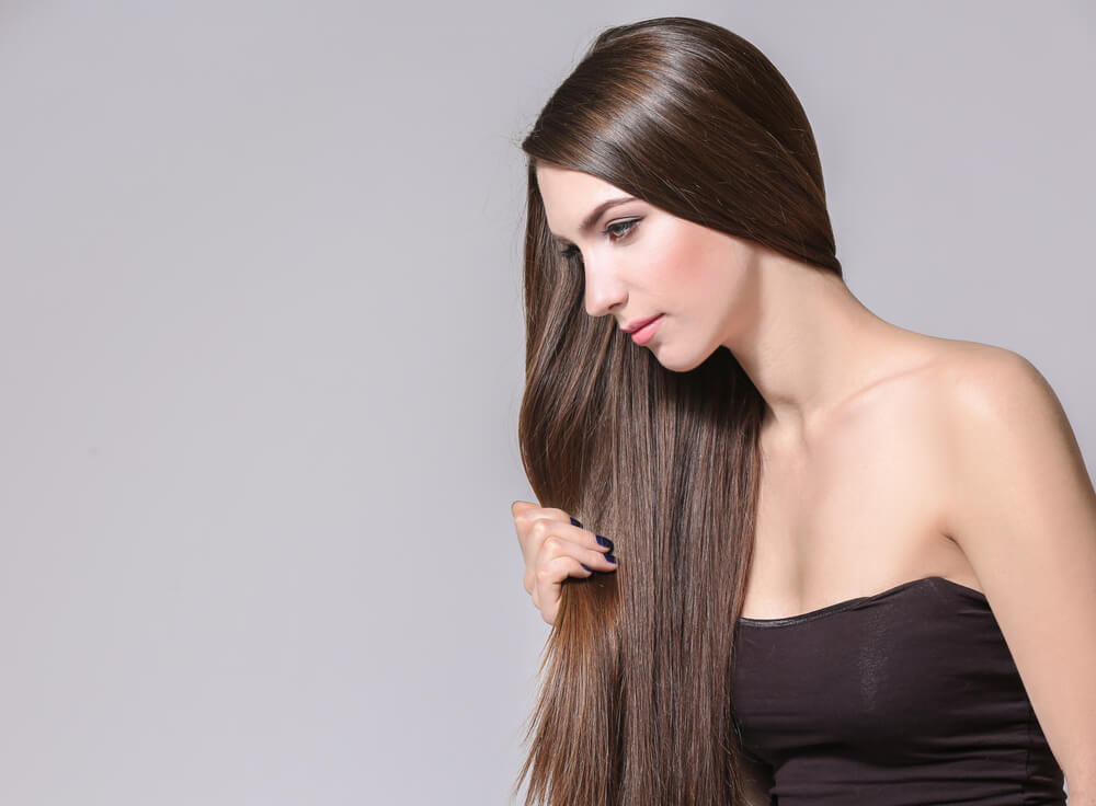 hair growth with argan oil