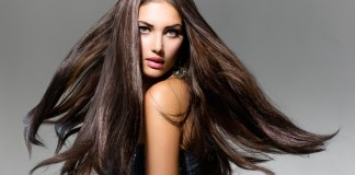 Ginger for long hair