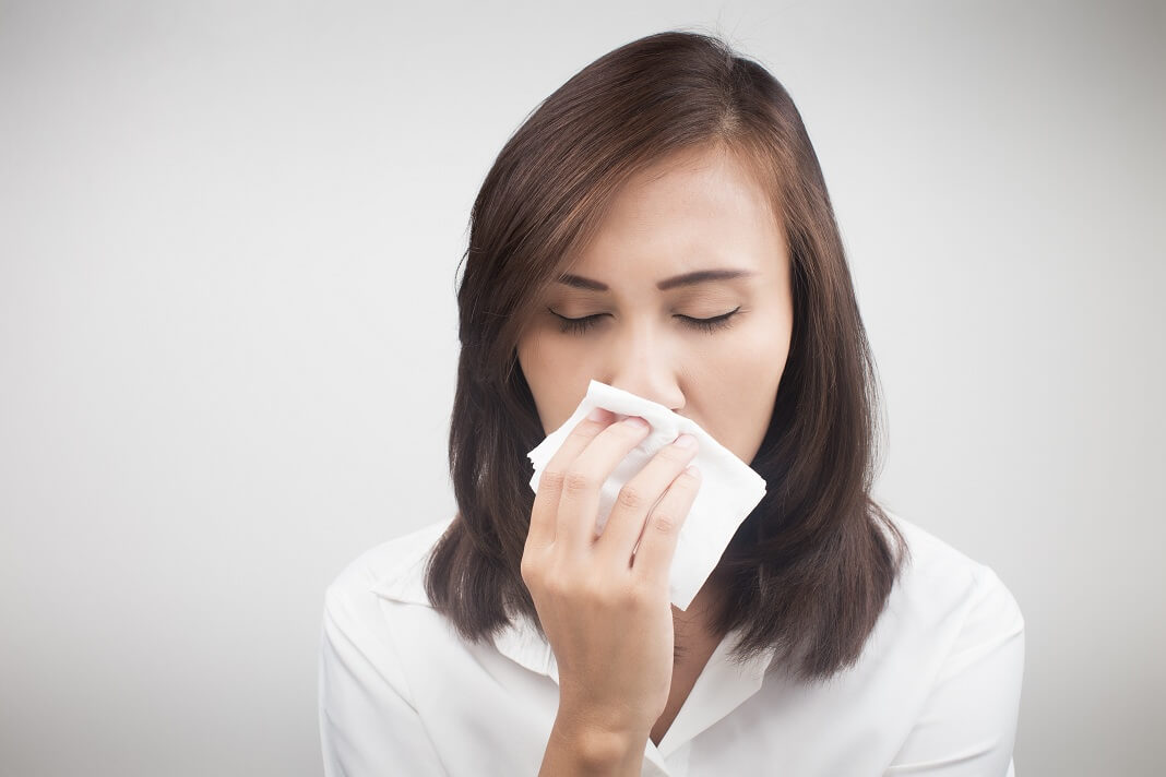Use Essential Oils for Stuffy Nose