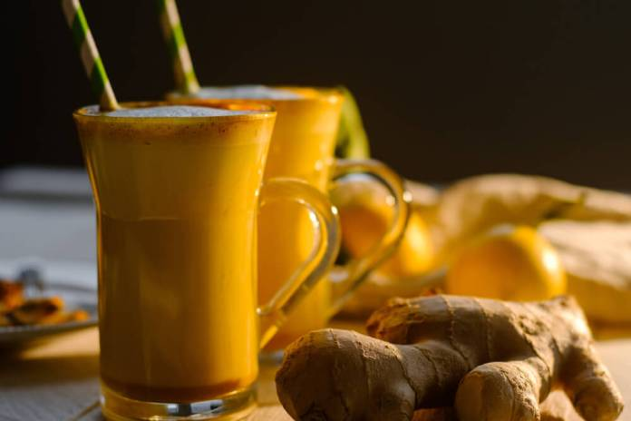 Ginger and Turmeric Mix